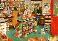 The Village Shop (Times Past) (HOL098491), a 1000 piece jigsaw puzzle by Holdson and artist Steve Crisp. Click to view this jigsaw puzzle.