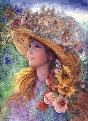 Bygone Summer (ANA3137), a 1000 piece jigsaw puzzle by Anatolian. Click to view larger image.