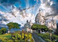 Montmartre, Paris (CLE 39383), a 1000 piece jigsaw puzzle by Clementoni. Click to view this jigsaw puzzle.