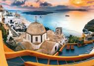 Santorini Fairytale (TRE10445), a 1000 piece jigsaw puzzle by Trefl. Click to view this jigsaw puzzle.
