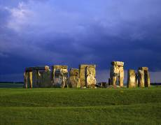 Stonehenge, England. Click to view this product
