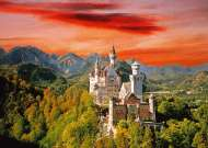 Neuschwanstein Castle (TRE27050), a 2000 piece jigsaw puzzle by Trefl. Click to view this jigsaw puzzle.