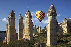 Cappadocia, Turkey. Click to view this product