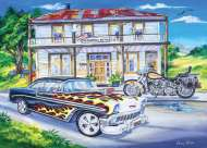 Blackball Hilton (Southern Skies) (HOL770151), a 1000 piece Holdson jigsaw puzzle.