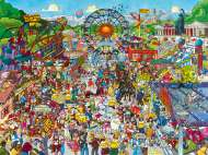 Oktoberfest (HEY29842), a 1500 piece jigsaw puzzle by HEYE and artist Christoph Schone. Click to view this jigsaw puzzle.