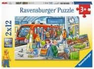 Please get In! (RB07611-6), a 12 piece Ravensburger jigsaw puzzle.