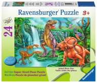 Dino Falls (RB05541-8), a 24 piece Ravensburger jigsaw puzzle.