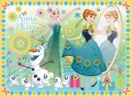 Disney Frozen Fever (RB10584-7), a 100 piece Ravensburger jigsaw puzzle.