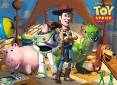 Disney Toy Story 3 (RB10835-0), a 100 piece Ravensburger jigsaw puzzle.