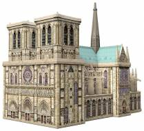 Notre Dame (3D Puzzle). Click to view this product