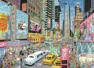 New York (RB19787-3), a 1000 piece Ravensburger jigsaw puzzle.