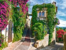 Idyllic French Houses. Click to view this product