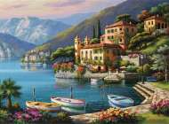 Villa Bella Vista, Italy (RB14797-7), a 500 piece jigsaw puzzle by Ravensburger. Click to view this jigsaw puzzle.