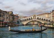 Rialto Bridge, Venice Italy (JUM18556), a 1000 piece jigsaw puzzle by Jumbo. Click to view this jigsaw puzzle.
