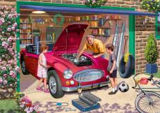 Grandad's Garage. Click to view this product