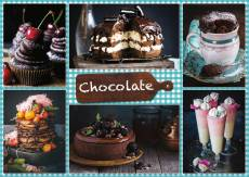 Chocolate and Recipes. Click to view this product