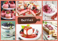 Berries and Recipes. Click to view this product