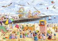 Clacton-on-Sea (JUM11204), a 1000 piece Jumbo jigsaw puzzle.