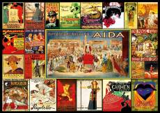 Collage of Operas. Click to view this product
