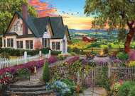 Hilltop View (Home Sweet Home) (HOL770717), a 1000 piece Holdson jigsaw puzzle.