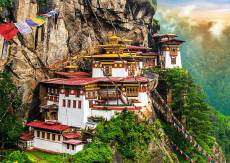 Tiger's Nest, Bhutan. Click to view this product