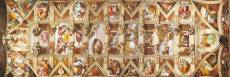 Sistine Chapel Ceiling. Click to view this product