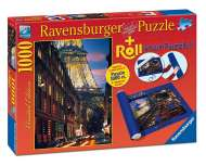 Paris (With Storage Roll) (RB19912-9), a 1000 piece Ravensburger jigsaw puzzle.