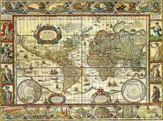 Map of the World fro.... Click to view this product