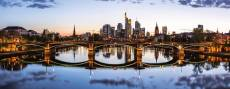 Frankfurt Reflection.... Click to view this product