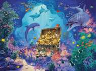 Deep Sea Treasure (RB13255-3), a 300 piece Ravensburger jigsaw puzzle.