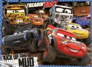 Disney Cars Mudders (RB12845-7), a 100 piece Ravensburger jigsaw puzzle.