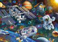 Cosmic Exploration (RB12692-7), a 200 piece Ravensburger jigsaw puzzle.
