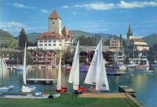 Spiez Castle, Switze.... Click to view this product