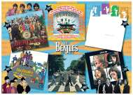 Beatles 1964 - A Photographer's View (RB13995-8), a 1000 piece Ravensburger jigsaw puzzle.