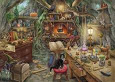 The Witches Kitchen .... Click to view this product