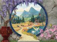 Into a New World (Large Pieces) (RB13576-9), a 300 piece Ravensburger jigsaw puzzle.