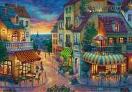 An Evening in Paris (RB15265-0), a 1000 piece jigsaw puzzle by Ravensburger. Click to view this jigsaw puzzle.