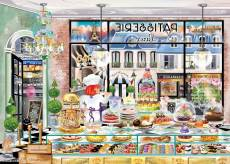 Bonjour Paris (Windows to the World) (HOL771134), a 1000 piece Holdson jigsaw puzzle.