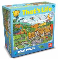 The Farm (That's Life) (CAA71303), a 1000 piece Crown and Andrews jigsaw puzzle.