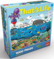 The Great Barrier Reef (That's Life) (CAA71344), a 1000 piece Crown and Andrews jigsaw puzzle.