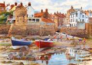 Robin Hood's Bay (GIB061895), a 1000 piece jigsaw puzzle by GibsonsArtist Terry Harrison. Click to view this jigsaw puzzle.