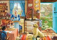 Home Sweet Home (GIB061666), a 1000 piece jigsaw puzzle by GibsonsArtist Steve Crisp. Click to view this jigsaw puzzle.