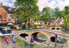 Bourton on the Water. Click to view this product