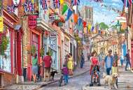 Steep Hill, Lincoln UK (GIB062298), a 1000 piece jigsaw puzzle by GibsonsArtist Steve Crisp. Click to view this jigsaw puzzle.