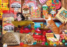 Paw Drops and Sugar Mice (GIB062373), a 1000 piece Gibsons jigsaw puzzle.