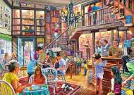 Story Time (GIB062601), a 1000 piece jigsaw puzzle by GibsonsArtist Steve Crisp. Click to view this jigsaw puzzle.