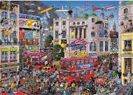 I Love London (GIB005790), a 1000 piece Gibsons jigsaw puzzle.