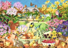 Autumn Garden. Click to view this product