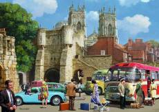 Arriving in York. Click to view this product