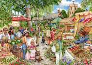 Farmer's Market (JUM11244), a 1000 piece jigsaw puzzle by Jumbo. Click to view this jigsaw puzzle.